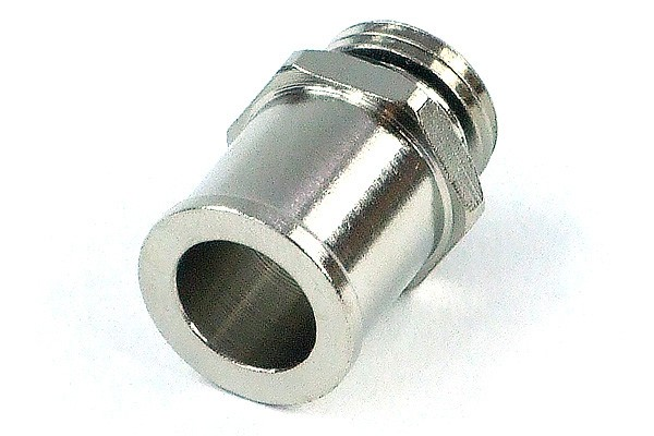 "13mm (1/2"") barbed fitting G1/4 with O-Ring (Perfect Seal)"