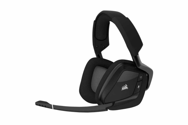 Corsair VOID PRO RGB Wireless Premium Headset Black