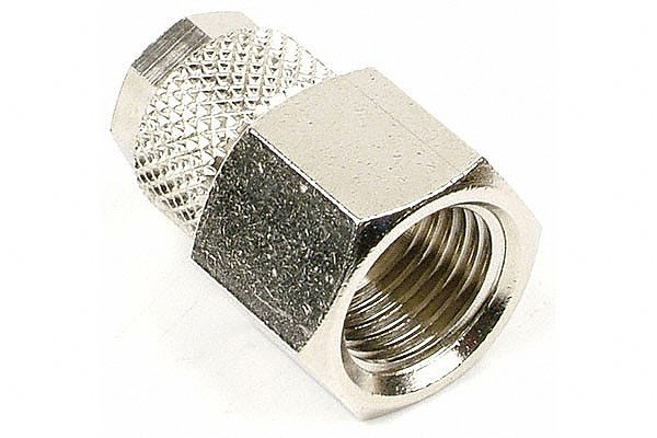 compression fitting inner thread 1/4 to 8/6mm